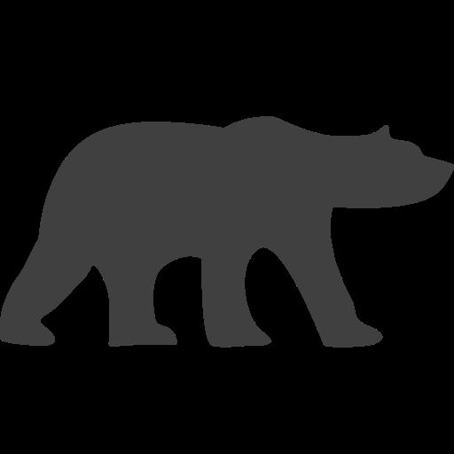 Endangered, Polar Bear, Bear Icon