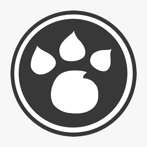 Bear Claw Icon, Bear Claw, Icon, Stickers Png Image And Clipart