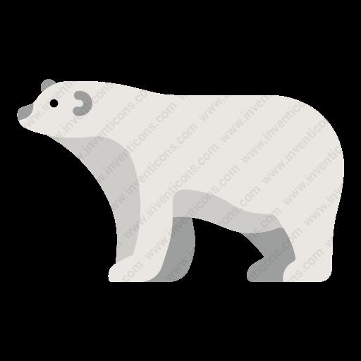 Download Polar,bear Icon Inventicons