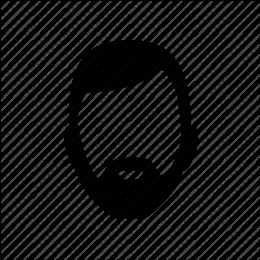 Beard, Face, Male, Man, Portrait, User Icon