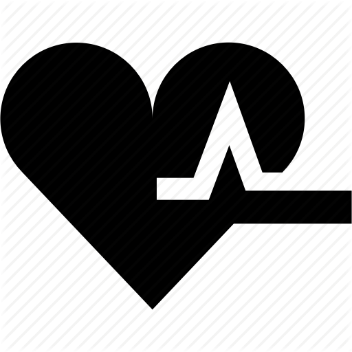 Beat, Heart, Heartbeat, Pulse Icon