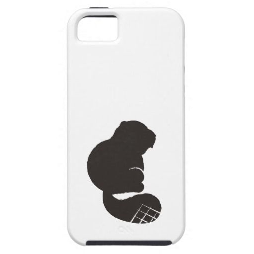 Beaver Icon, Nocturnal Rodent Nothing But Phone Cases Phone