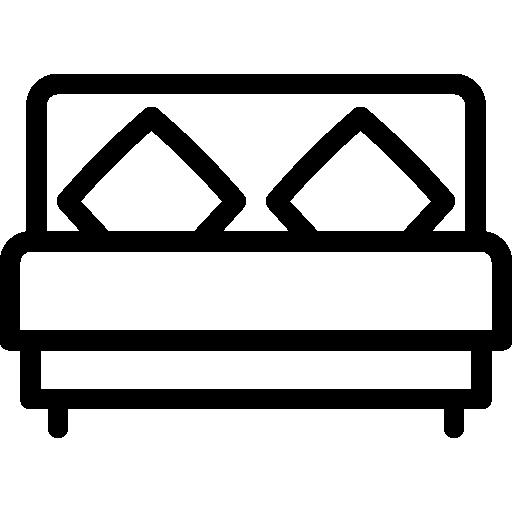 Bed Icon Lifestyle Icons Freepik