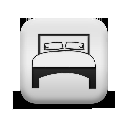 Bedroom Icon Free Image