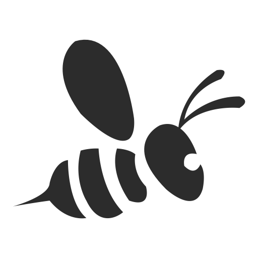 Iconfont Xiaomifeng, Bee, Beekeeping Icon With Png And Vector