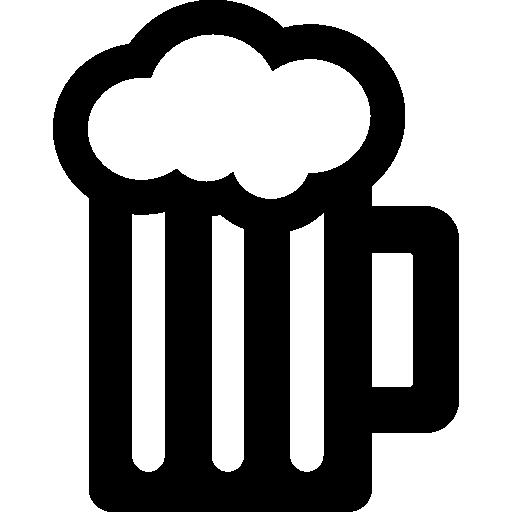 Beer Mug Icon Hotel Signals Freepik