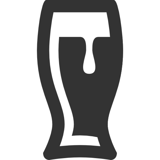 Beer, Glass Icon