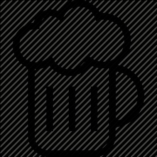 Beer, Beer Mug, Dinner, Hotel, Restaurant, Services Icon