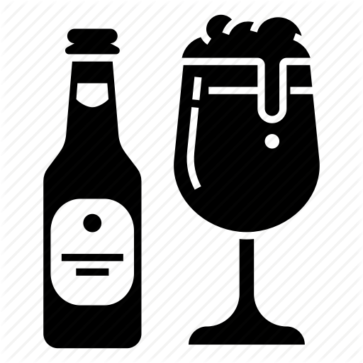 Ale, Beer, Beer Bottle, Beer Mug, Glass Beer Icon