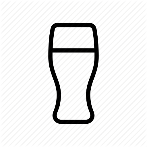 Beer, Glass, Bottle, Transparent Png Image Clipart Free Download