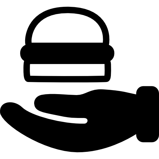 Give A Burger Icons Free Download
