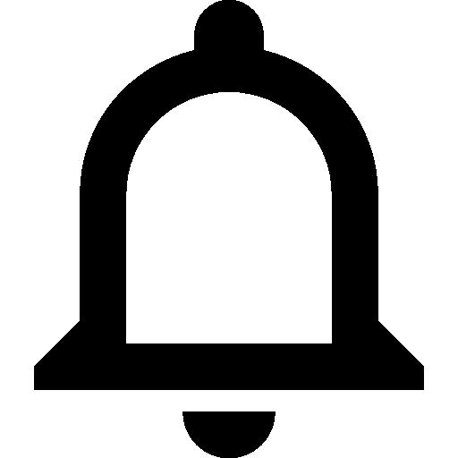 Notifications Bell Button