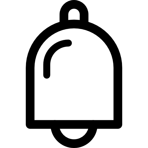 Notification Bell Icons Free Download