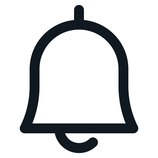 Bell, Notification, Notify, Reminder, Ring Icon Free Of Basic