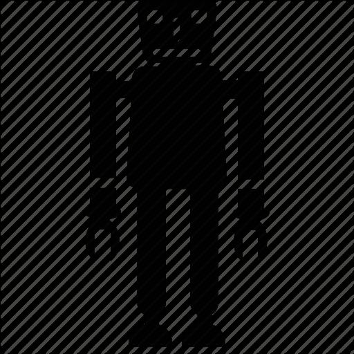 Bender Robot, Human Robot, Person Shape Robot, Technological Robot