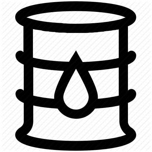 Barrel, Container, Crude, Oil Barrel, Oil Container, Petroleum Icon