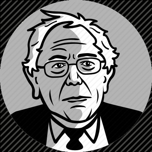 Avatar, Bernie Sanders, Candidate, Congress, Democrat, Man
