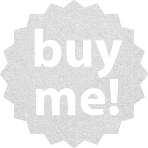 Cardboard Buy Me Badge Icon