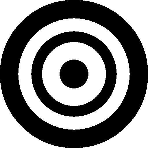 Target Shooting Icons Free Download