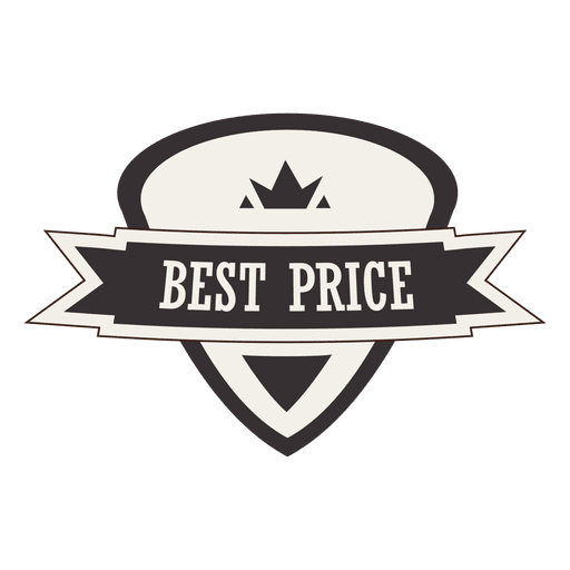 Best Price Retro Tag