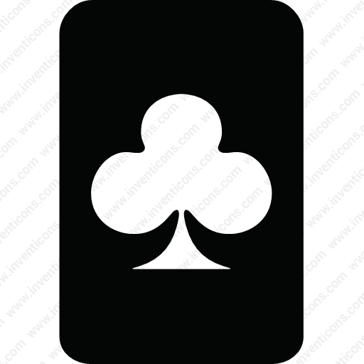 Download Bet,cards,casino,clover,gambling,gaming Icon Inventicons