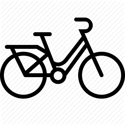 Bicycle Icon Png