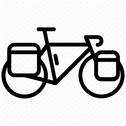 Bicycle, Bike, Bikecons, Cycling, Sport, Touring Icon