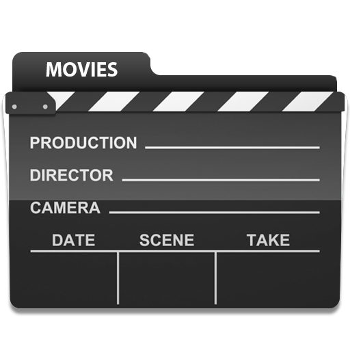 Pictures Of Movies Folder Icon Mac