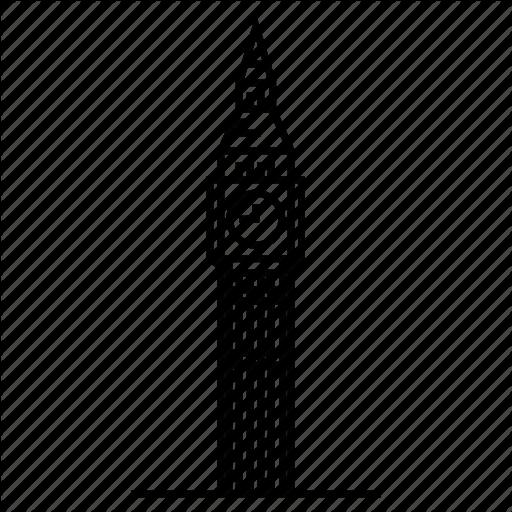 Big Ben Icon