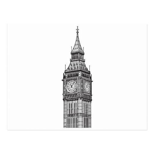 Pictures Of Big Ben Illustration