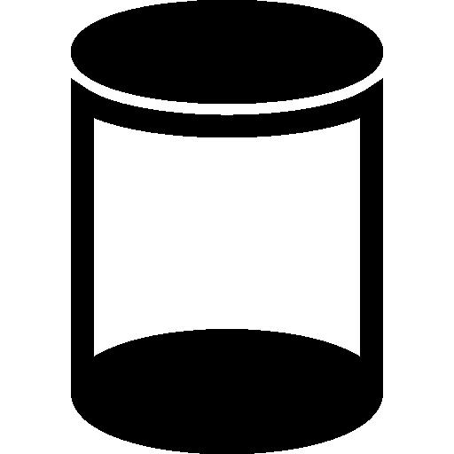 Data Analytics Cylinder Symbol Icons Free Download