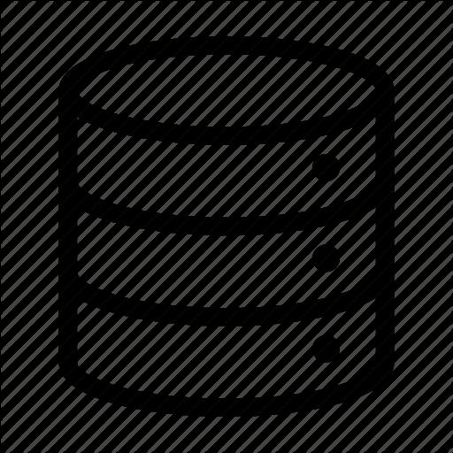 Big, Data, Database, Server Icon