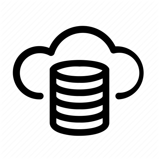 Big Data, Cloud, Data, Share, Storage Icon