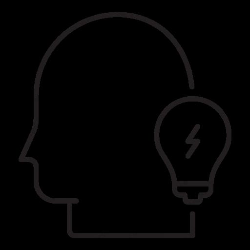 Download Lightbulb,idea,light,idea,creativity Icon Inventicons