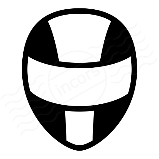 Iconexperience I Collection Motorcycle Helmet Icon
