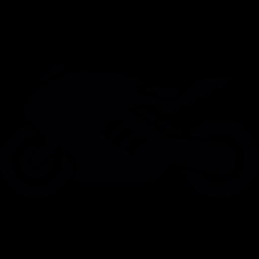 Race Bike Png Icon