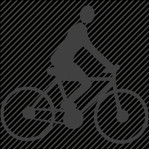 Cycle, Cycle Lane, Cyclist, Lane Icon