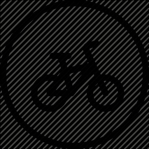 Bicycle, Bicycles, Bike, Lane, Road, Sign, Street, Transport