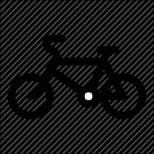 Bicycle, Bike, Bike Lane, Cycle, Sport, Transport Icon