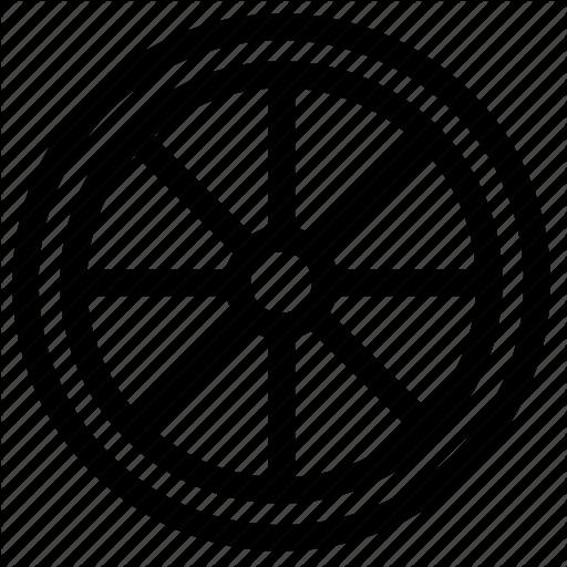 Auto, Bicycle, Bike, Bmx, Tire, Vehicle, Wheel Icon