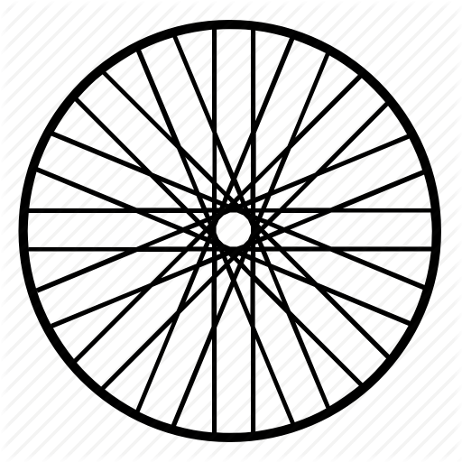 Bicycle, Bike, Cycle, Cycling, Sport, Wheel Icon