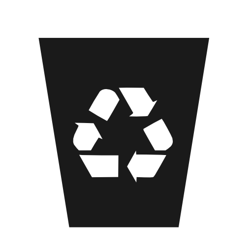 Recycling Bns, Free Icons In Metronome