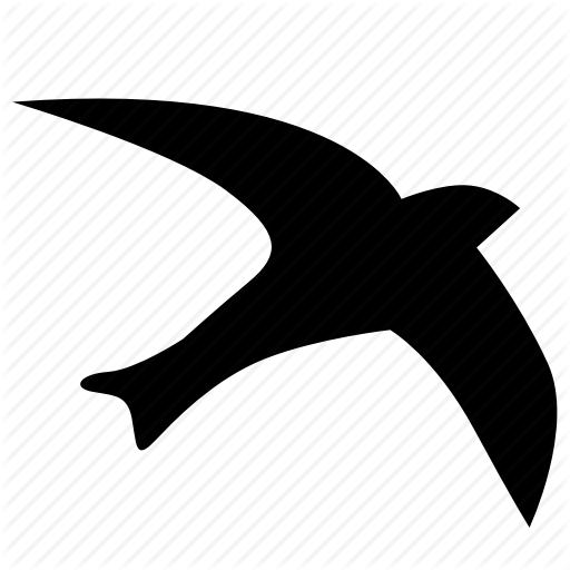 Bird, Fly, Seagull, Sky Icon