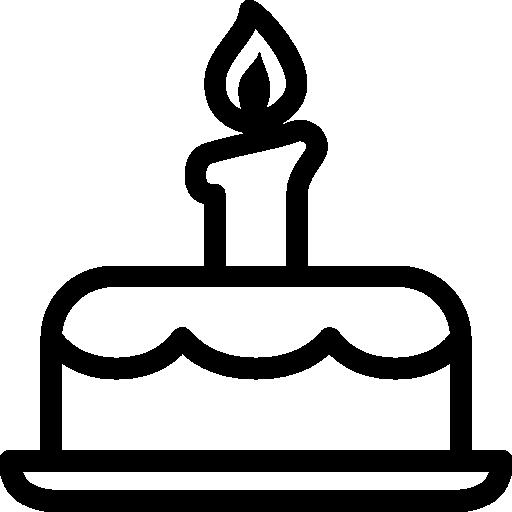 Icon Birthday Cake