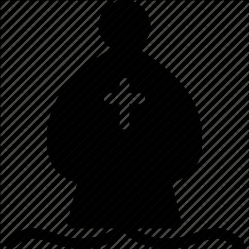 Bishop, Chess, Chess Piece, Creative, Grid, Piece, Shape Icon