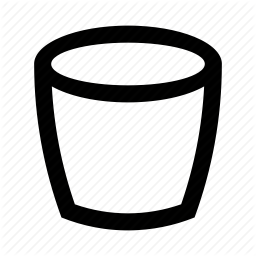 Bitbucket, Bucket, Git, Svn Icon