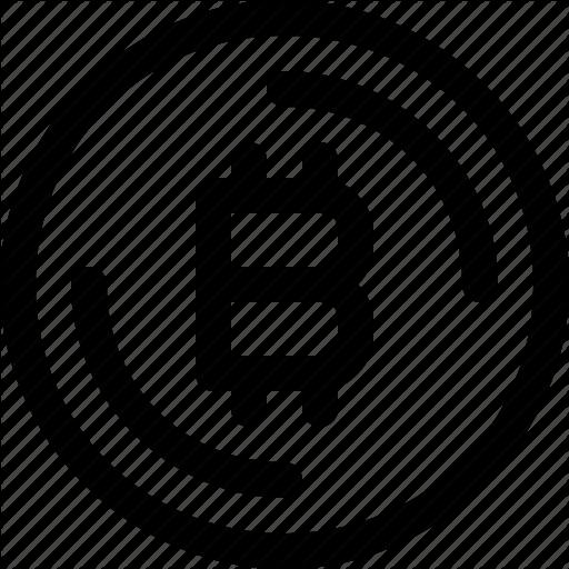 Bitcoin, Bitcon, Coin, Con Icon