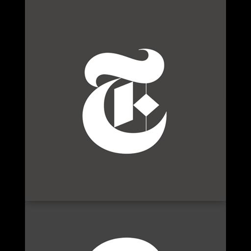 Mirror, Alt, New, York, Times Icon