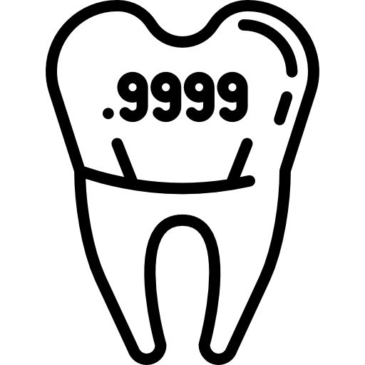 Golden Tooth Icons Free Download