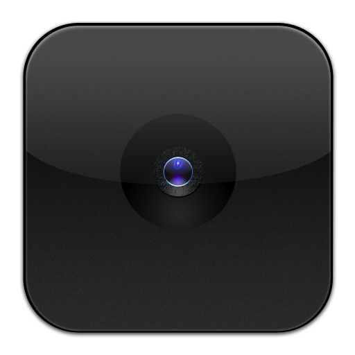 Iphone Bk Front Icon Flurry Cameras Iconset Iynque